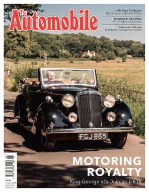The Automombile – Aug 2018 – Front Cover – small