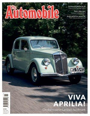 Automobile – Nov 18 – Front Cover